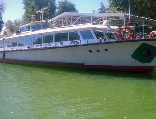 Sétahajózás Tokajban